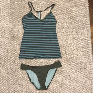 REI Carve Designs Tankini Small